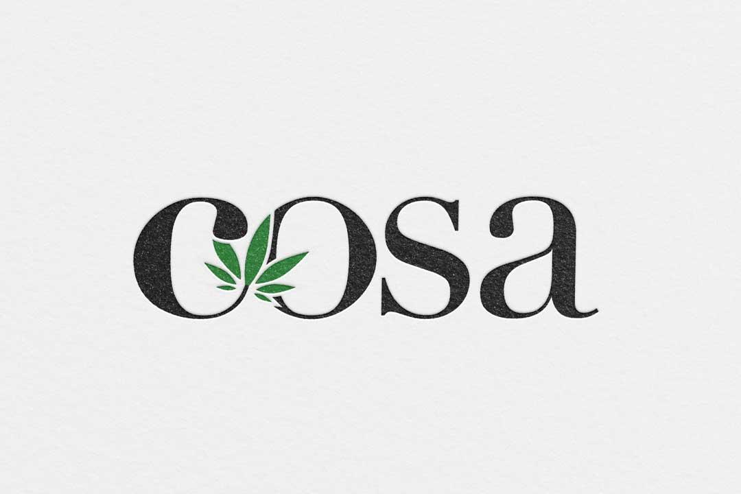 Cosa, Logo Design