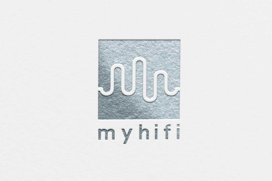 My Hifi, Calgary, Logo Design