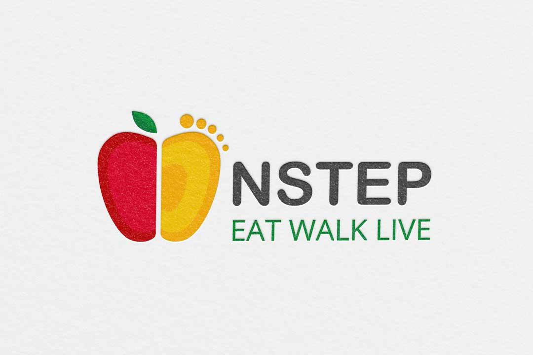 NSTEP, Calgary, Logo Design
